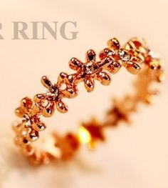 016 Retro delicate little flowers surround,only $0.99 shop at http://Costwe.com/fashion-cheap-rings-c-47_43.html