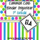 This link works:) This packet is intended to help with organizing your lessons, printables, assessments, etc. into a 3 ring binder.What's included:Cover Sheet: ...