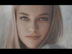 ▶ Learn how to paint a portrait. Ben Lustenhouwer - YouTube
