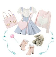 "wonderholichime: ""• Lollipop Babydoll by Wonderholichime • Top 
