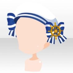 Cocoppa Play, Fantasy Hair, Drawing Reference, Drawing Tips, Doll Accessories, Sailor, Chibi, Character Design, Anime Outfits