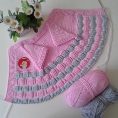 ads ads Best 12 – Page 51791464451694522 – SkillOfKing. Baby Pullover, Baby Cardigan, Doll Patterns, Crochet Patterns, Free Baby Blanket Patterns, Pull Bebe, Crochet Jacket, Sweater Knitting Patterns, Knitting For Kids