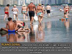 Plano geral - Praia