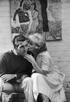 Paul Newman& Joanne Woodward
