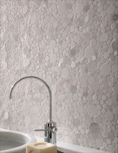 Porcelanosa Mosaico Moon http://www.porcelanosa-usa.com/home/products/mosaics.aspx/d=36331/title=Mosaico_Moon
