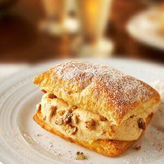 1000+ images about Recipes-Sweets on Pinterest | Cannoli, Tiramisu and ...
