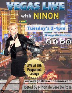 113 Best Vegas Live With Ninon Images Las Vegas A Kiss Deep Purple