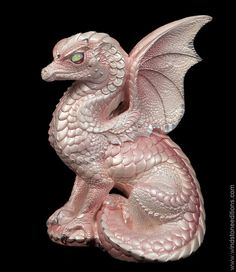 Spectral Dragon - Shell Pink