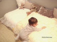 No podemos negar que un gran porcentaje de bebés duerme mal . Mal  para nosotros , obviamente, que somos los que nos despertamos para...