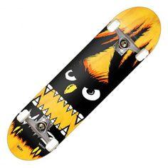 "Board complète Antiz Owl hangry hiboux yellow 7.6"" 110€ #antiz #antizskateboard #antizskateboards #skate #skateboard #skateboarding #streetshop #skateshop @playskateshop"