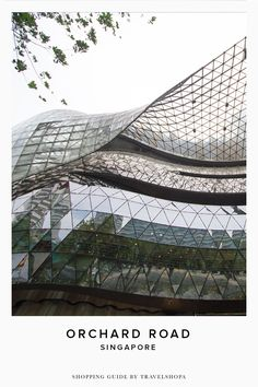 Shopping on Orchard Road | Where to shop in Singapore | Shop local | Visit Travelshopa for more shopping guides