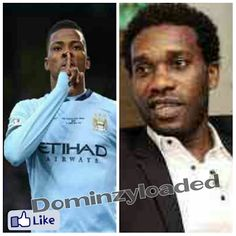"""Okocha Advise Kelechi Iheanacho To Quit Man. City   Legendary Nigerian midfielder Austin Okocha has advised his fellow countryman Kelechi Iheanacho to leave Manchester City.  The 20-year old striker struggled for regular game time at the English Premier league club during 2016/17 seasonthereby appearing on 5 times in Man. City starting 11. Iheanacho is competing with Brazilian starlet Gabriel Jesus and Argentine superstar Sergio Aguero for a place in the club's starting lineup. """"I think he…"""