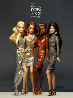 The Barbie Look City Shine | Flickr - Photo Sharing!