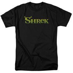 Shrek: Logo T-Shirt