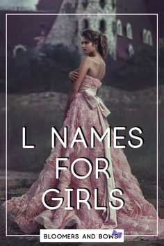 Lovey L names for girls. Baby names and baby name lists to find the perfect name for your little girl. Baby Girl C Names, C Names For Girls, Girls Names Vintage, Cute Girl Names, Baby Nanes, Baby Bows, Gorgeous Girl Names, Beautiful Babies, Baby Name List