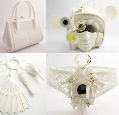 Ted Noten's survival kit mocks opulent fashionistas