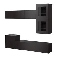 BESTÅ Storage combination IKEA Frames in different sizes; allows you to create a solution to suit the size of your TV.