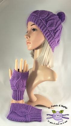 Crochet Winter Hat &