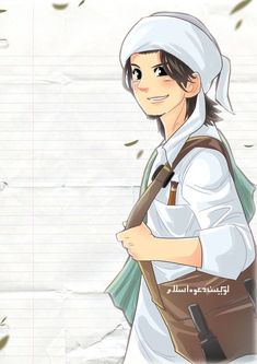 Ilmuancover by saurukent on DeviantArt Muslim Images, Muslim Pictures, Boy Pictures, Islamic Pictures, Hijab Cartoon, Cartoon Boy, Best Facebook Profile Picture, Islamic Cartoon, Islamic Posters