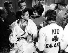 Elvis in Kid Galahad