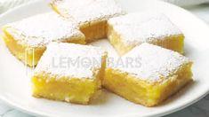 Luscious Lemon Bars - Once Upon a Chef Salmon Cakes, Crab Cakes, Caramel Flan, Rosemary Focaccia, Israeli Salad, Saffron Rice, Herb Stuffing, Crab Soup, Peach Crisp
