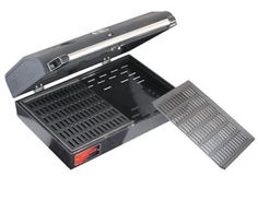 Grill bbq Box For 3 Burner Stove Professional Cooking Barbecue Backyard Camping…