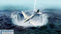 Bermuda, San Juan ve Miami arasında kalan bölgeye Bermuda Şeytan üçgeni adı verilir, bu bölgede yaşanmış olan gemi ve uçak kazaları buranın ismini almasında etkili olmuştur. Gemi, insan ve uçak enkazlarının bulunduğu bu bölgede hayatını kaybedenlerin sayıları binler ile ifade edilmektedir.