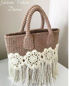 Marvelous Crochet A Shell Stitch Purse Bag Ideas. Wonderful Crochet A Shell Stitch Purse Bag Ideas. Crochet Shell Stitch, Crochet Stitches, Crochet Patterns, Crochet Handbags, Crochet Purses, Crochet Bags, Handbag Patterns, Macrame Bag, Fabric Yarn
