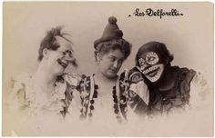 12 Horrifying Photos Of French Clowns From 1900-1930s - BuzzFeed Mobile