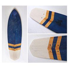 Handmade Skateboard  Colibri Sailor par laplanchearoues sur Etsy, €170.00…