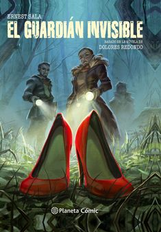 Redondo, Dolores - El guardián invisible (Novela gráfica)