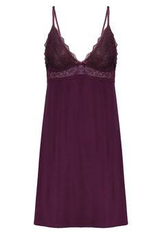 Anna Field Koszula nocna - dark purple za 94 zł (21.09.16) zamów bezpłatnie na Zalando.pl.