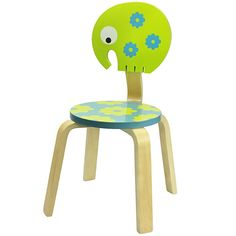 Wood School Stack Chair, Cute Animal Seat for Classroom, Nursery, Kindergarten Learning, Painting, Reading, Handwriting, 2, 3, 4, 5 Year Old UP Kids, Toddlers, Children Boys, Girls - iPlay, iLearn
