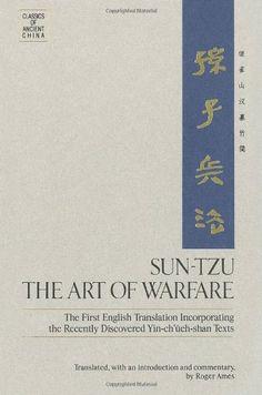 The Art of Warfare (Classics of Ancient China) by Sun Tzu