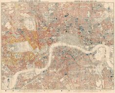 On the subject of #Money #Maps - Charles Booth's #Poverty #Map of #London, 1889. #cartography http://bit.ly/1WiI2F9