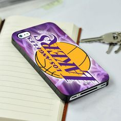 Los Angeles Lakers iPhone 4/4S case iPhone 5 case Samsung Galaxy S3 case Samsung Galaxy S4 case from descaCase on Wanelo