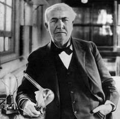 """Thomas Edison------------------------ (February 11, 1847 – October 18, 1931) ------------ """"Non-violence leads to the highest ethics, which is the goal of all evolution. Until we stop harming all other living beings, we are still savages."""" ----------------------------""""Vegetarianism has a powerful influence upon the mind and its action, as well as upon the health and vigor of the body."""""""