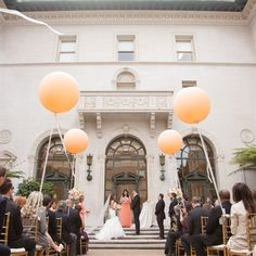 A Romantic Wedding at Flood Mansion in San Francisco, California | BrittRene Photo | Theknot.com