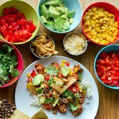 Easy Mexican Haystacks Recipe on Yummly. @yummly #recipe