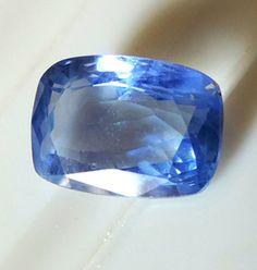 2.87 Natural Estate Blue sapphire ceylon For 18K Gold Diamond Engagement Ring