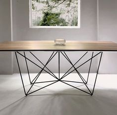 47 Modern Dinning Table Design Ideas Youll Love - 2020 Home design Modern Dinning Table, Dinning Table Design, Dining Table In Kitchen, Dining Tables, Dining Room, Small Dining, Steel Furniture, Table Furniture, Modern Furniture