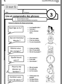 Read In French, French Kids, Learn French, French Language Lessons, French Language Learning, French Lessons, French Teacher, Teaching French, French Basics