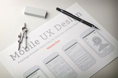 Check out Mobile UX Design Tiles V1 by firetuts on Creative Market