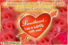 You Came Into My Life... Free New Love eCards, Greeting Cards | 123 Greetings