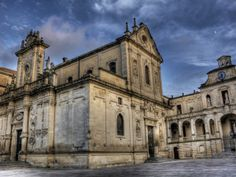 Lecce - Cattedrale