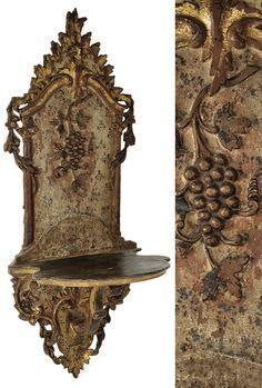 A elegant and scarce turban stand (kavukluk)    Ottoman Empire dating:  18th Century
