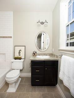 Bathroom tile/floor/tub combo