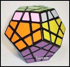 Cubo Magico Megaminx Dodecahedro Shengshou