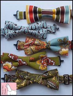 Little Boy Bow Ties  https://www.etsy.com/listing/188830512/little-boy-bow-ties?