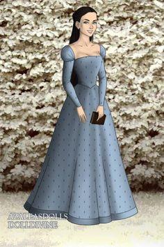 Young Anne Boleyn ~ by QueenAnneBoleyn ~ created using the Tudors doll maker   DollDivine.com